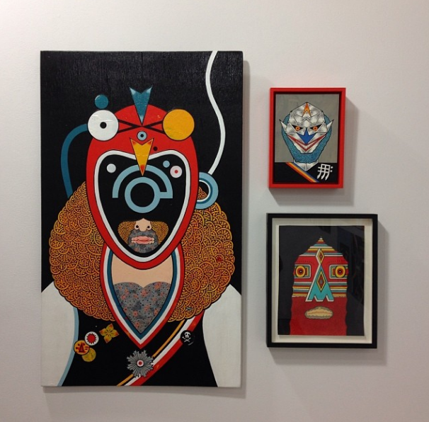 "MATT LEINES ""The Essential Collection"" @ Greenpoint Terminal Gallery, Brooklyn: Leines-6.png"