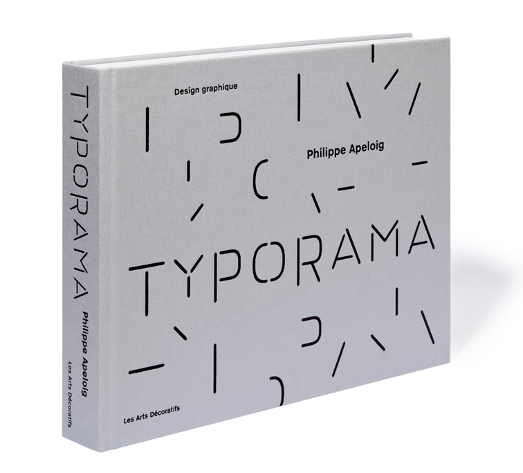 New Book: Typorama: The Graphic Work of Philippe Apeloig: JuxtapozTyporama07.jpg