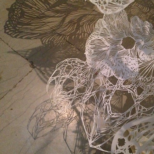 "Swoon ""Submerged Motherlands"" @ Brooklyn Museum: Screen shot 2014-04-01 at 1.36.49 PM.png"