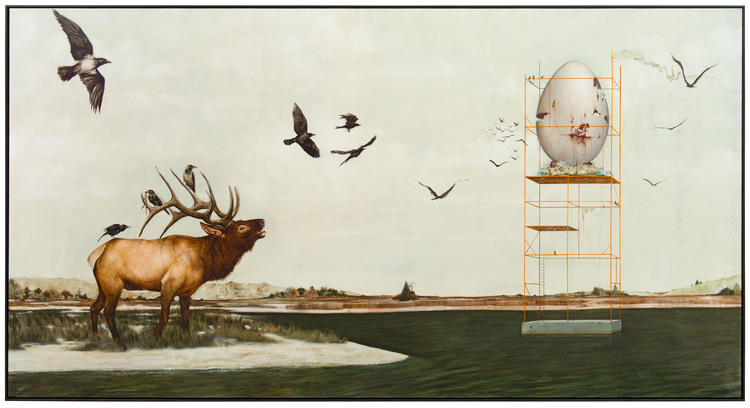 Paintings by Kevin Taylor: Juxtapoz-KevinEarlTaylor002.jpg