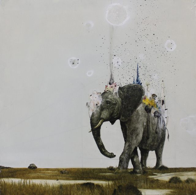 Paintings by Kevin Taylor: Juxtapoz-KevinEarlTaylor008.jpg