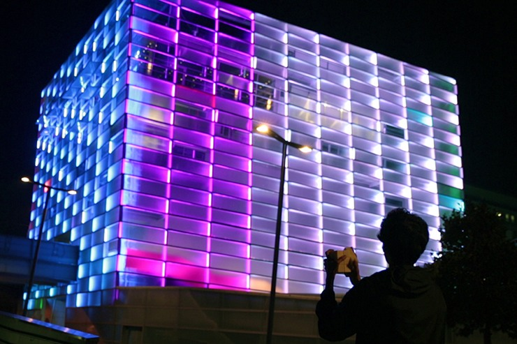 Watch: Building Becomes a Playable Rubik's Cube: building-rubiks-cube4.jpg