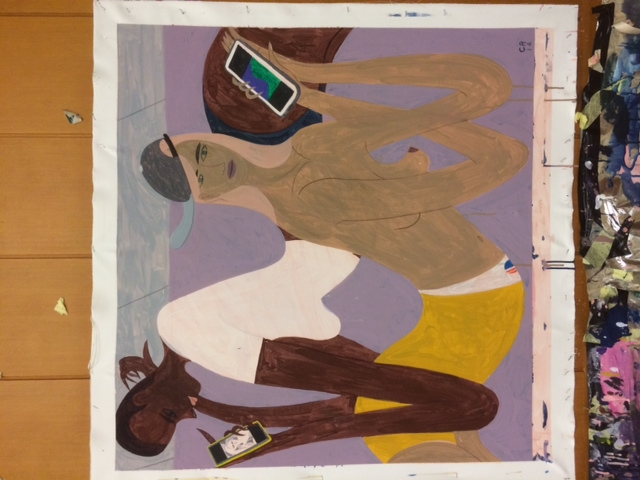 "Preview: Charlie Roberts ""K.I.D.S."" @ Richard Heller Gallery, Los Angeles: photo 1_3.JPG"