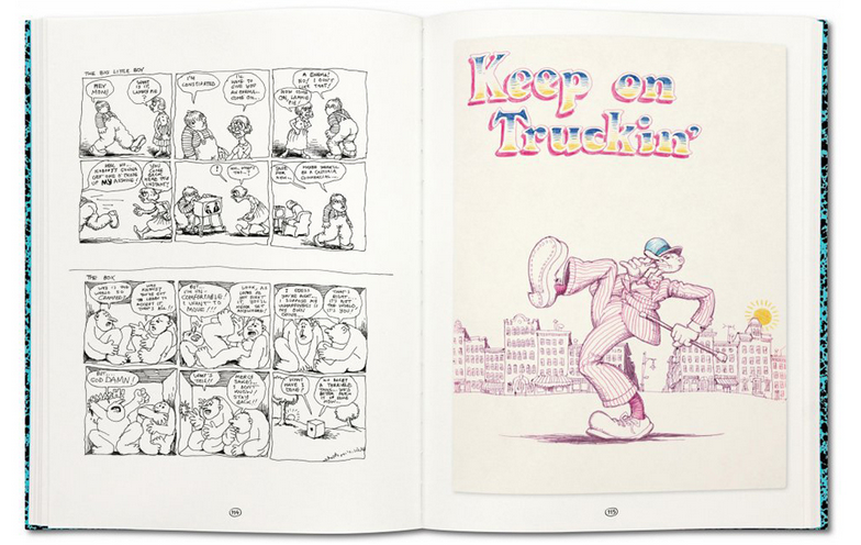 "New Book Collection: ""Robert Crumb. Sketchbooks 1964–1982"": Screen shot 2014-04-07 at 8.30.24 AM.png"