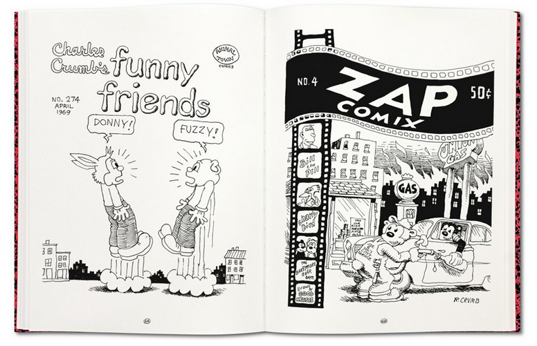 "New Book Collection: ""Robert Crumb. Sketchbooks 1964–1982"": Screen shot 2014-04-07 at 8.30.30 AM.png"