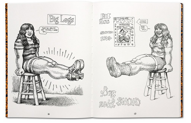 "New Book Collection: ""Robert Crumb. Sketchbooks 1964–1982"": Screen shot 2014-04-07 at 8.30.37 AM.png"