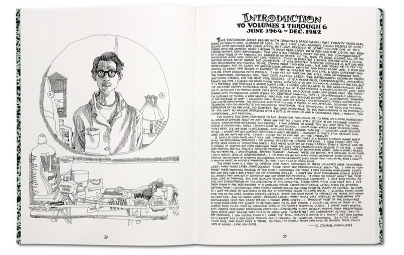 "New Book Collection: ""Robert Crumb. Sketchbooks 1964–1982"": Screen shot 2014-04-07 at 8.30.45 AM.png"