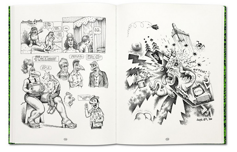 "New Book Collection: ""Robert Crumb. Sketchbooks 1964–1982"": Screen shot 2014-04-07 at 8.30.51 AM.png"