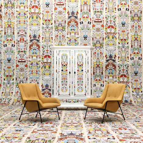 Studio Job & NLXL's Wallpaper: Studio-Job-Archives_dezeen_2sq.jpg