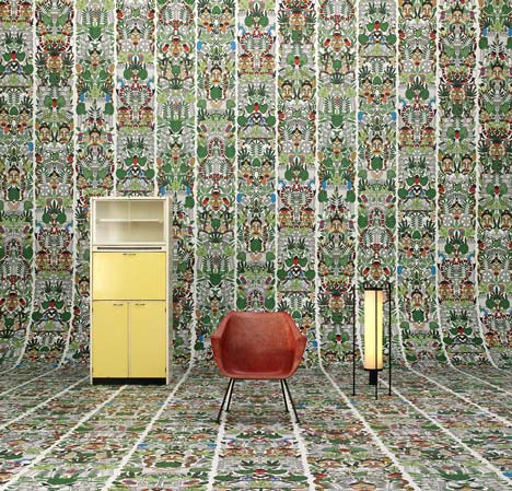 Studio Job & NLXL's Wallpaper: Studio-Job-Archives_dezeen_4.jpg