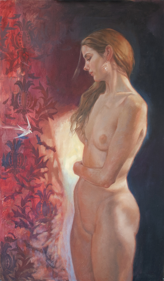 Janet A. Cook and the Human Figure: 1600x120