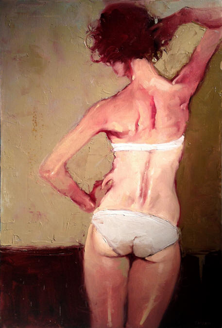 Paintings by Michael Carson: Stretch3020.jpg