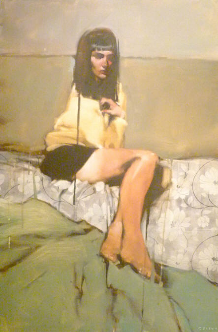 Paintings by Michael Carson: TanLines3624.jpg