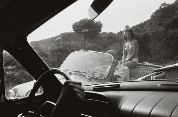 "Howard Greenberg Gallery recreates Joel Meyerowitz""s ""MY EUROPEAN TRIP: Photographs from the Car"": juxtapoz-Joel-Meyerowitz3.jpg"