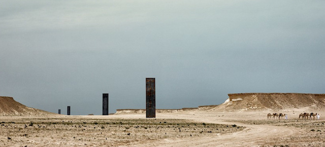 """East-West/West-East"": Richard Serra in Qatar: 1597a9affc313f4c9999edc40de812be_vice_670.jpg"