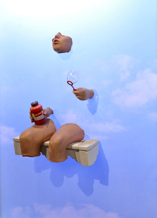 Carol A. Feuerman And Her Hyperreal Swimming Sculptures: Juxtapoz-Feuerman007.jpg