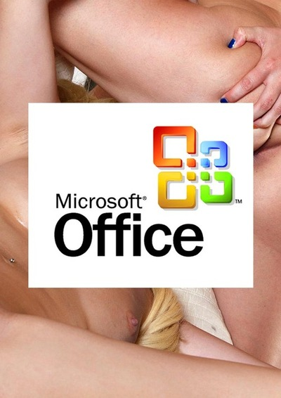 Adrien Patout: The Microsoft Office Suite: tumblr_mwh04fX4b71rn867po4_400.jpg
