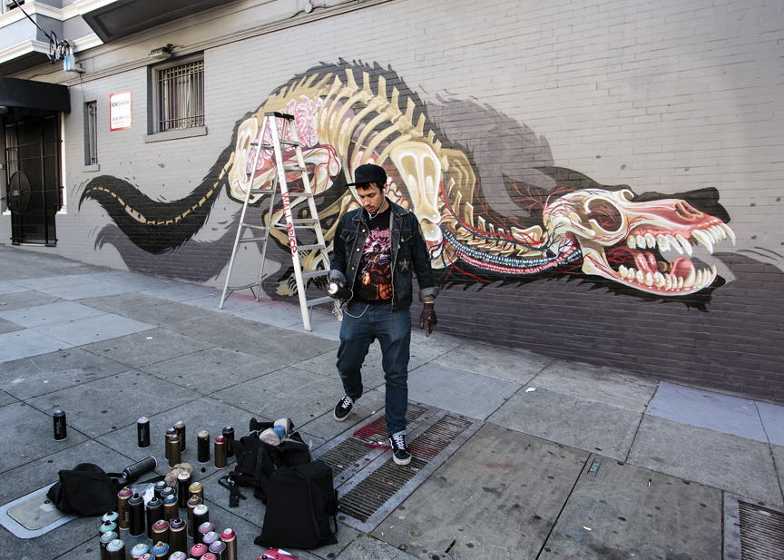 NYCHOS on Haight-Ashbury in SF: Nychos 5.jpg