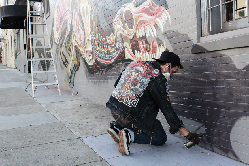 NYCHOS on Haight-Ashbury in SF: Nychos 6.jpg