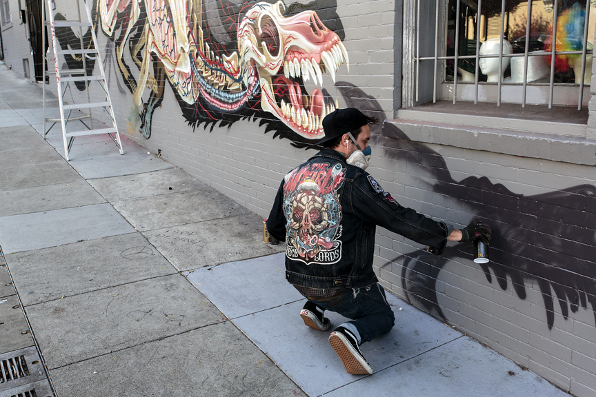 NYCHOS on Haight-Ashbury in SF: Nychos 8.jpg