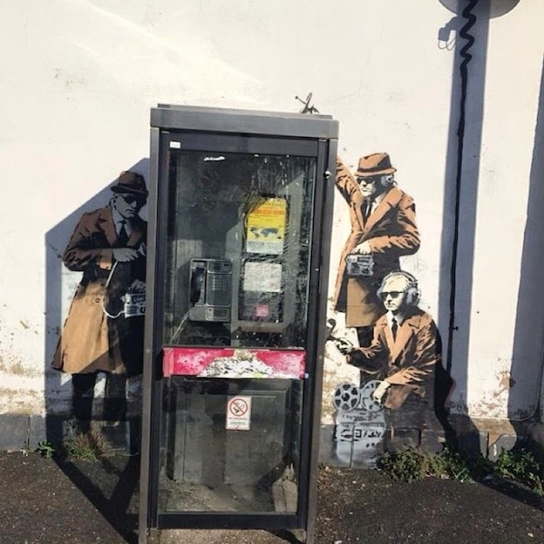 New Banksy Pieces in the UK: 5.jpg