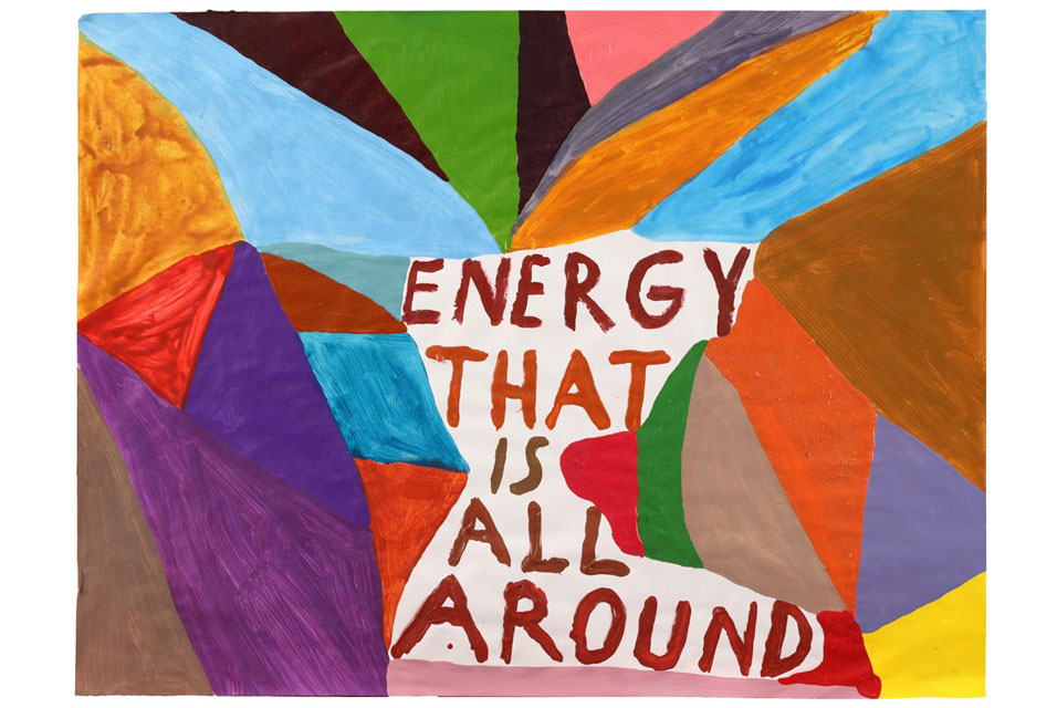 """ENERGY THAT IS ALL AROUND: The Mission School"" @ Grey Art Gallery, NYU: Johanson-1.jpg"