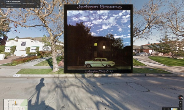 Classic Album Covers in Google Street View: JuxtapozHalleyDocherty21.jpeg