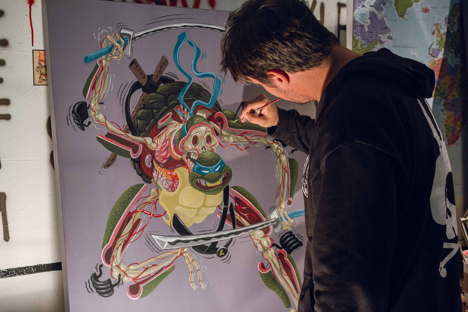 An Interview and San Francisco Visit with Nychos: Nychos-10.jpg