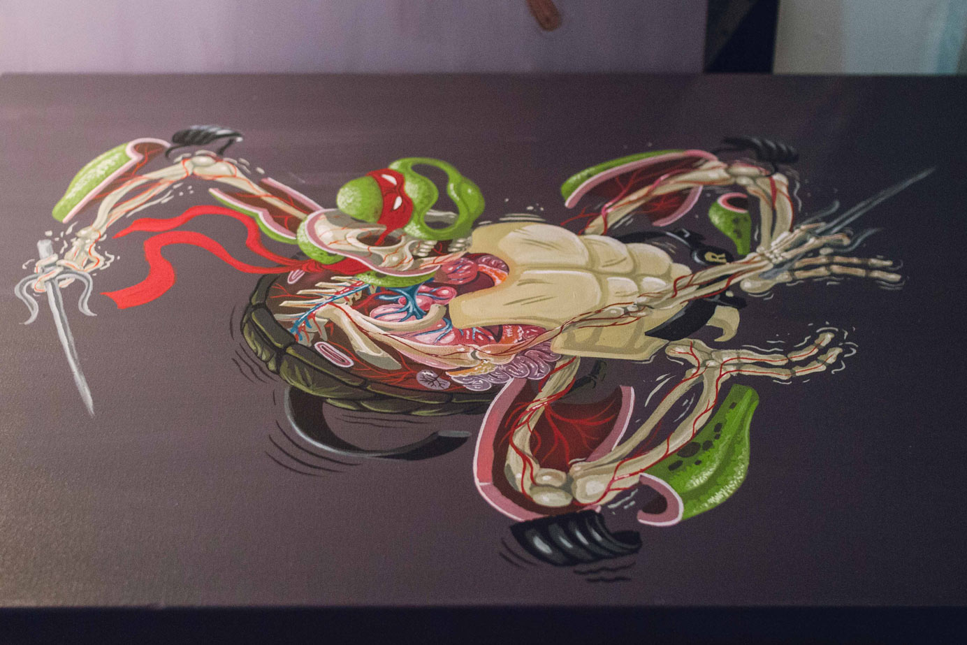 An Interview and San Francisco Visit with Nychos: Nychos-12.jpg