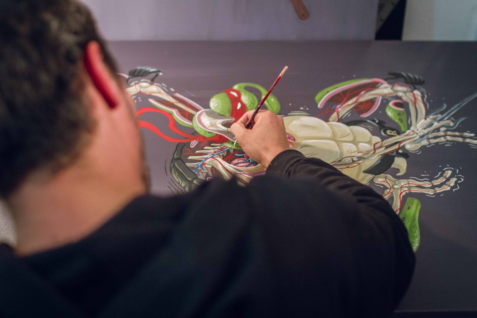 An Interview and San Francisco Visit with Nychos: Nychos-4.jpg