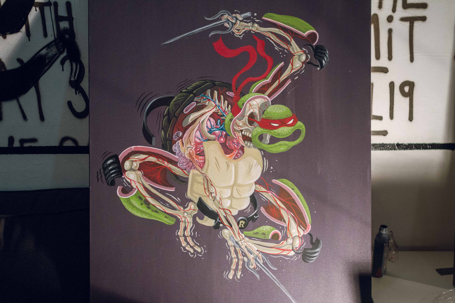 An Interview and San Francisco Visit with Nychos: Nychos-5.jpg