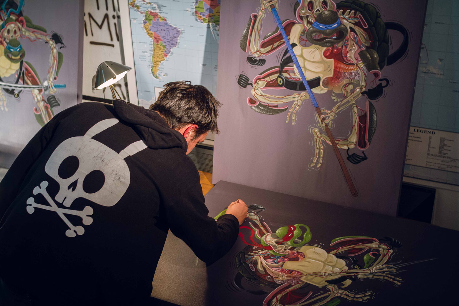 An Interview and San Francisco Visit with Nychos: Nychos-6.jpg