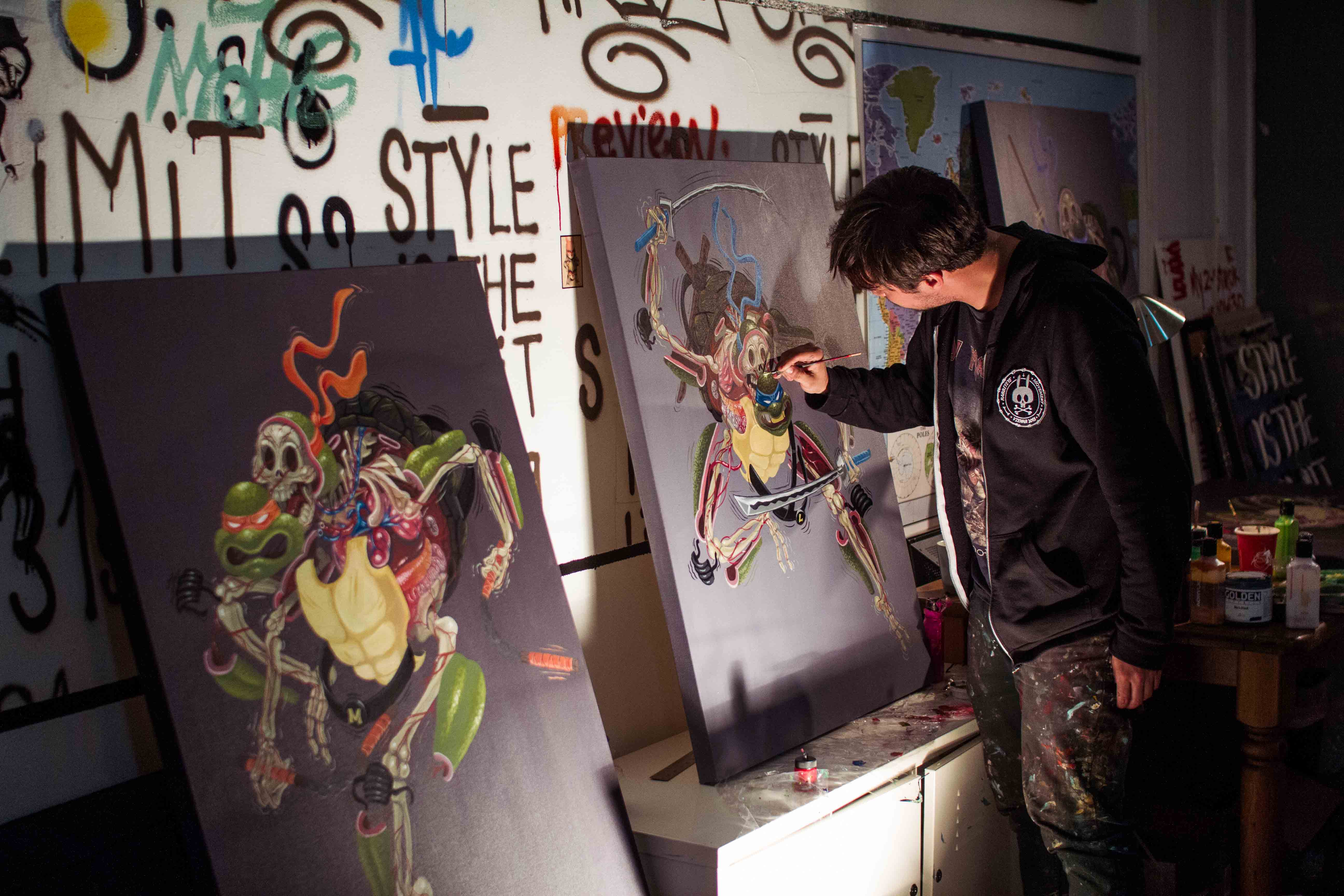 An Interview and San Francisco Visit with Nychos: Nychoss.jpg