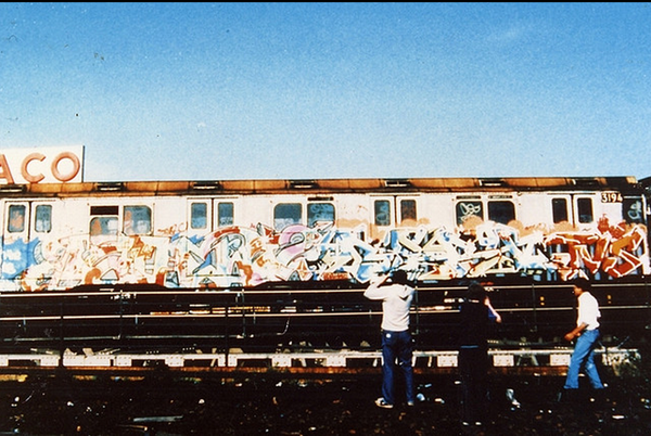 Classic New York Subway photo collection: juxtapoz-new-york-trains5.png