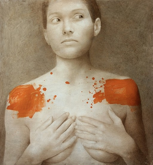 Figurative Painter Michal Lukasiewicz Adds Color: Screen shot 2014-04-17 at 12.31.51 PM.png