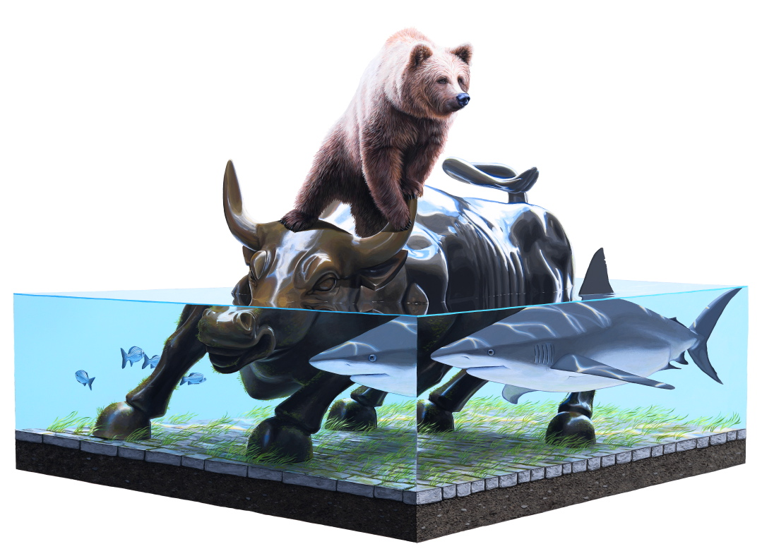 Happy Earth Day: New Paintings from Josh Keyes: NAP Exchange 2DW.jpg