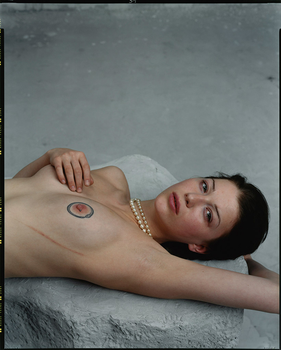 The Work of Bettina Rheims: 3__52_Veroushka_Knoge__tude_F_vrier_2005_Paris-6.jpg
