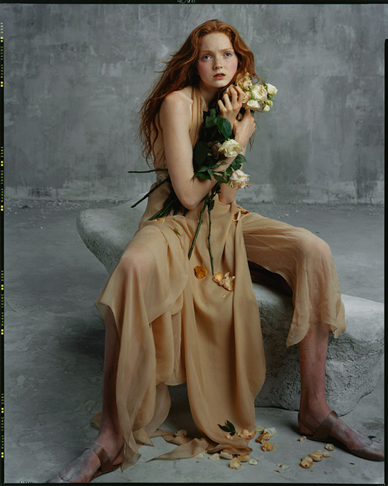 The Work of Bettina Rheims: 4__22_Lily_Cole__tude_Juillet_2005_Paris-8.jpg