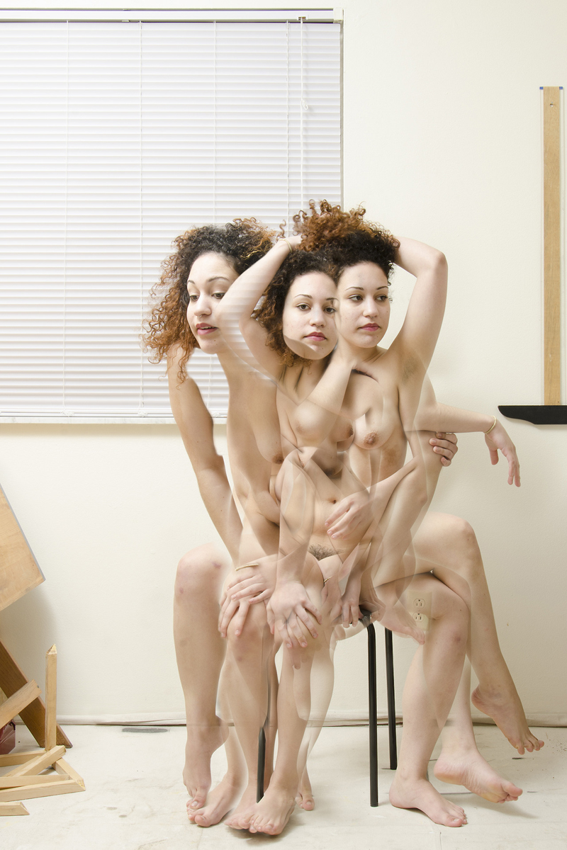 Daniel Alexander Smith's Multiplied Bodies: tumblr_