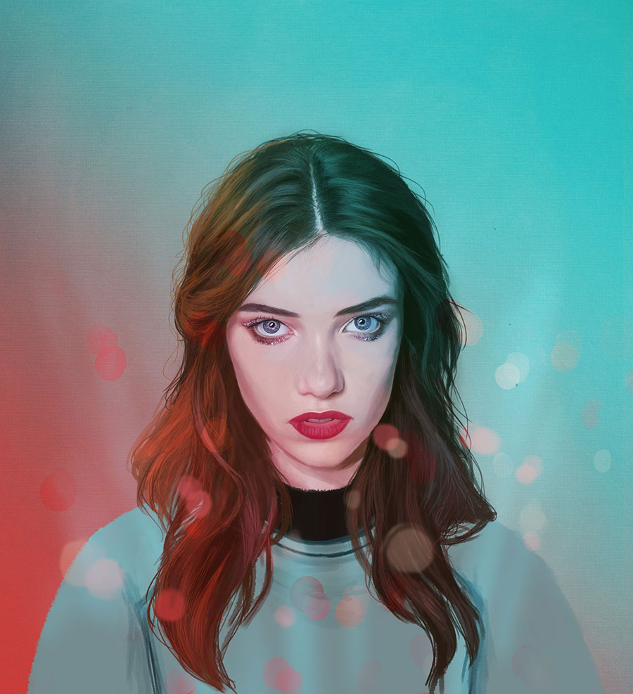 Digital Portraits by Kemi Mai: KEMI-MAI_05.jpg