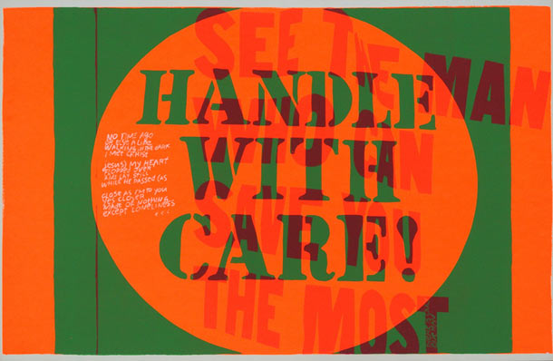 "Corita Kent ""but, there is only one thing that has power"" @ Galerie Allen, Paris: corita_kent_galerie_allen_332.jpg"