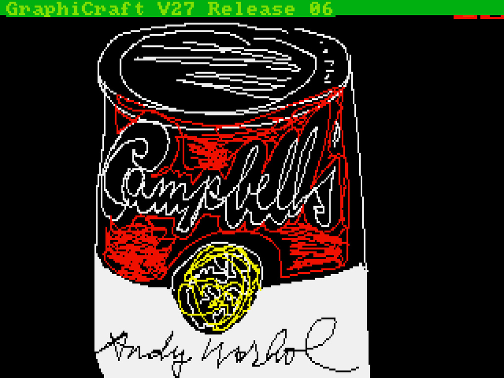 Watch: How Warhol's Amiga Experiments Were Unearthed: 2_Andy_Warhol_Campbells_1985_AWF_verge_super_wide.jpg