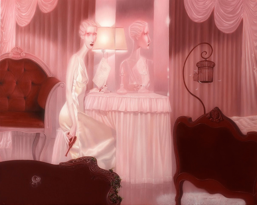 Paintings by Troy Brooks: TROY-BROOKS_02.jpg