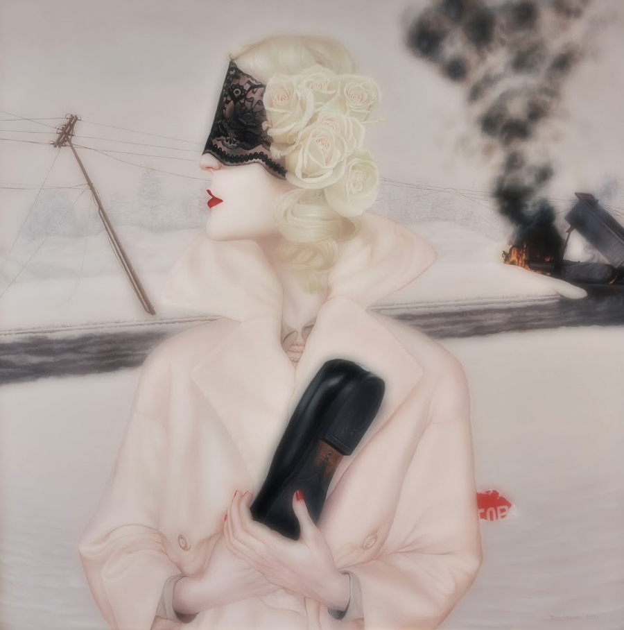 Paintings by Troy Brooks: TROY-BROOKS_06.jpg