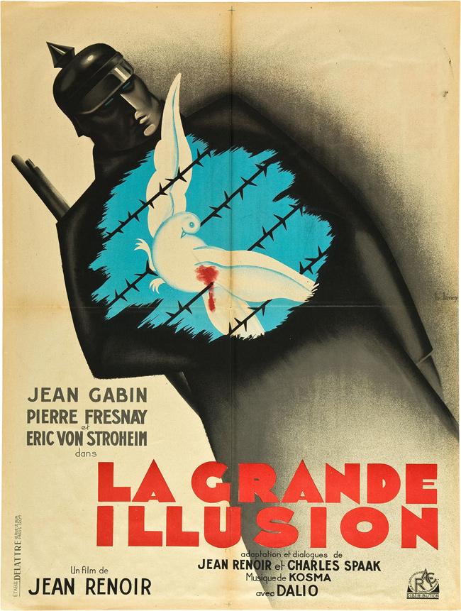 Vintage French Movie Posters (1927-1981): Juxtapoz-50wattsFrench000.jpg