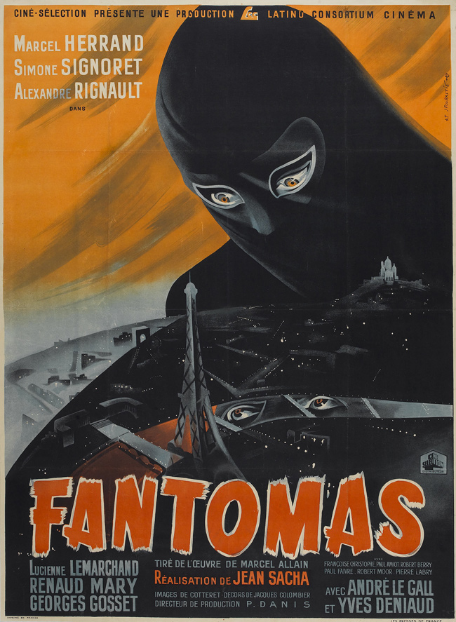 Vintage French Movie Posters (1927-1981): Juxtapoz-50wattsFrench002.jpg