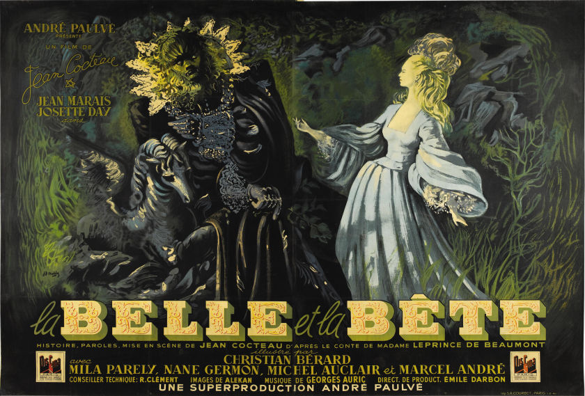 Vintage French Movie Posters (1927-1981): Juxtapoz-50wattsFrench003.jpg