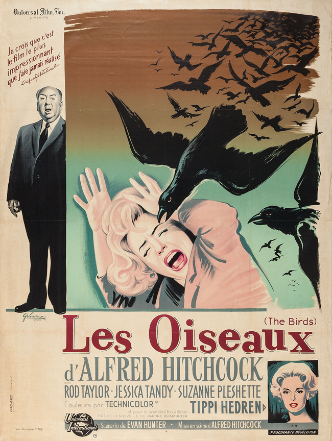 Vintage French Movie Posters (1927-1981): Juxtapoz-50wattsFrench008.jpg