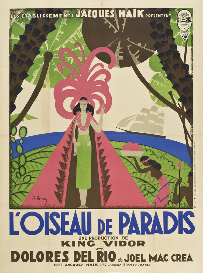 Vintage French Movie Posters (1927-1981): Juxtapoz-50wattsFrench010.jpg