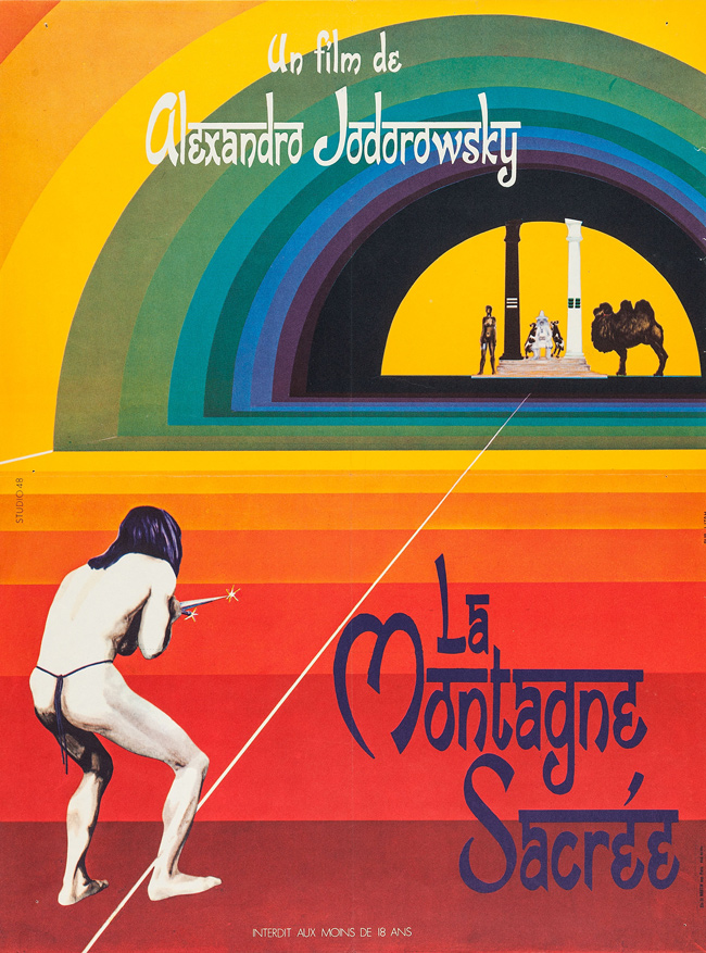 Vintage French Movie Posters (1927-1981): Juxtapoz-50wattsFrench014.jpg